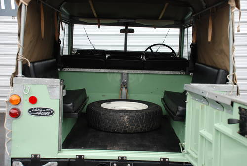 1970 Land Rover Series IIA 2.5 2A SWB 88 £17k spent full nut&bolt For Sale (picture 4 of 6)