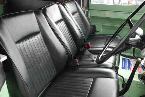 1970 Land Rover Series IIA 2.5 2A SWB 88 £17k spent full nut&bolt For Sale (picture 5 of 6)