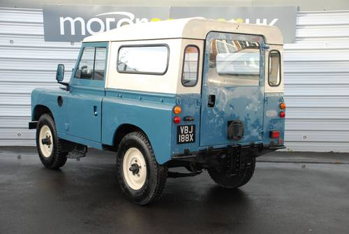 1982 Land Rover Series III 2.3 £4,000 spent on recent renovation For Sale (picture 4 of 6)
