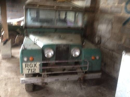 1956  Land Rover Series One Genuine Station Wagon For Sale (picture 2 of 4)