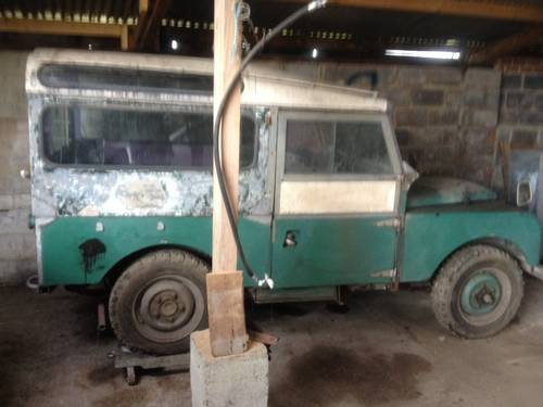 1956  Land Rover Series One Genuine Station Wagon For Sale (picture 3 of 4)