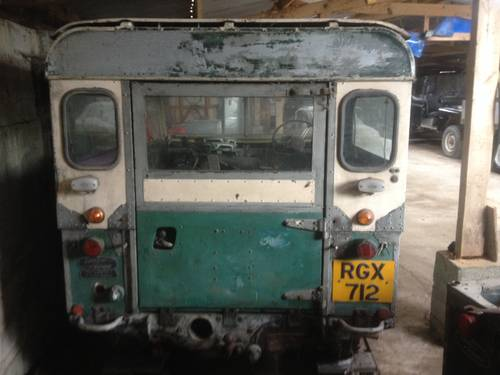 1956  Land Rover Series One Genuine Station Wagon For Sale (picture 4 of 4)