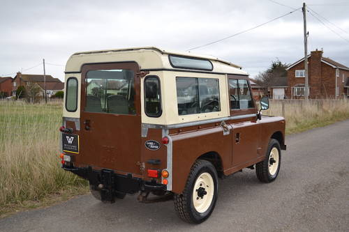 1983 Land Rover Series 3 88