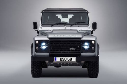 1986 D90 GB - Registration Plate for Defender 90. For Sale (picture 1 of 4)