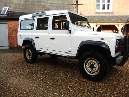 Land Rover Defender LHD 1988 USA Exportable For Sale (picture 1 of 3)
