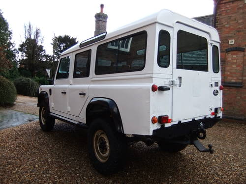 Land Rover Defender LHD 1988 USA Exportable For Sale (picture 2 of 3)