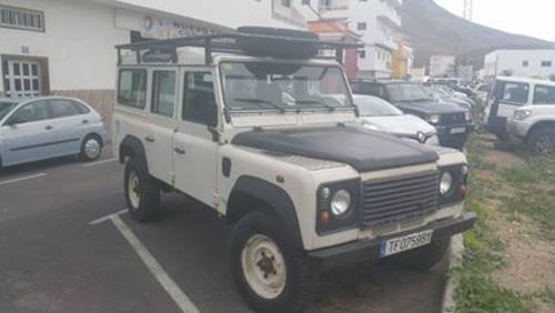 LAND ROVER DEFENDER 110 LHD 1998 For Sale (picture 4 of 6)