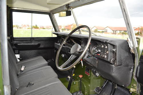 1978 Land Rover Series 3 109 Station Wagon SOLD MORE REQUIRED!! SOLD (picture 4 of 6)