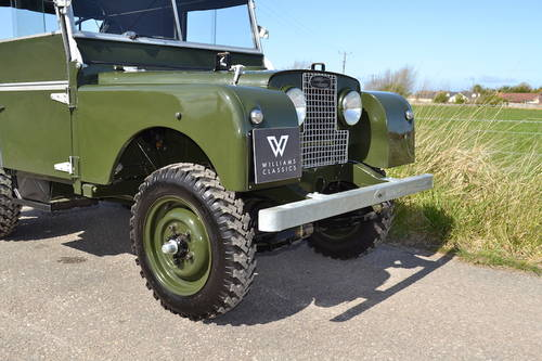 1952 Land Rover Series 1 80