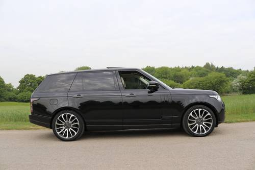 2014 RANGE ROVER 4.4 SDV8 AUTOBIOGRAPHY LWB For Sale (picture 2 of 6)