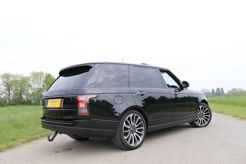 2014 RANGE ROVER 4.4 SDV8 AUTOBIOGRAPHY LWB For Sale (picture 5 of 6)
