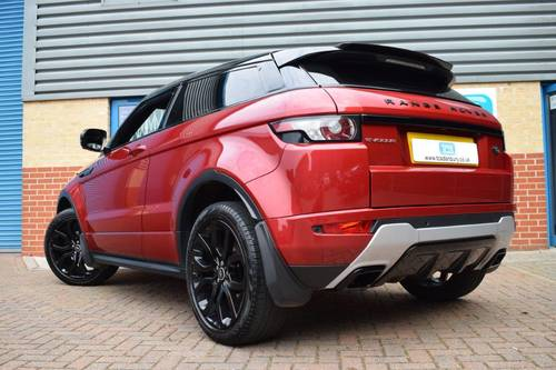 2011 Range Rover Evoque SI4 Dynamic Pan Roof SOLD (picture 2 of 6)