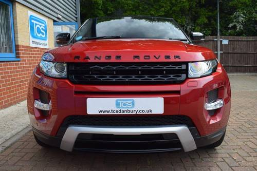 2011 Range Rover Evoque SI4 Dynamic Pan Roof SOLD (picture 4 of 6)