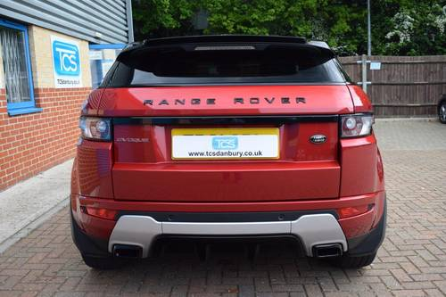 2011 Range Rover Evoque SI4 Dynamic Pan Roof SOLD (picture 5 of 6)