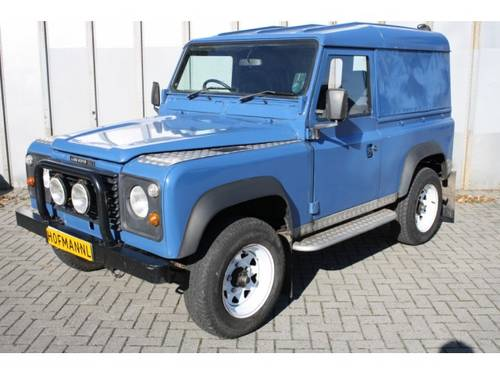 1985 Land Rover Defender 2.5 TDI For Sale (picture 1 of 6)