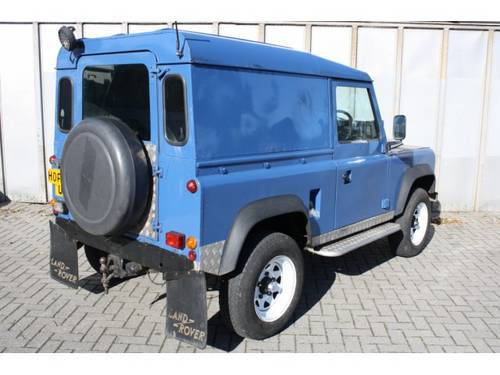 1985 Land Rover Defender 2.5 TDI For Sale (picture 2 of 6)