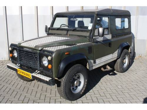 1984 Land Rover Defender 2.5 D For Sale (picture 1 of 6)