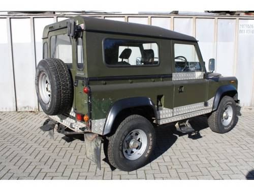 1984 Land Rover Defender 2.5 D For Sale (picture 2 of 6)