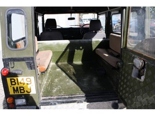 1984 Land Rover Defender 2.5 D For Sale (picture 5 of 6)