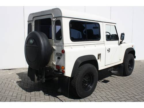 1986 Land Rover Defender 90 2.5 TD 4X4 For Sale (picture 2 of 6)
