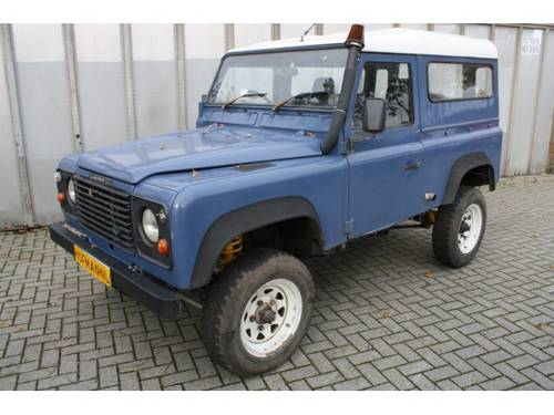 1985 Land Rover Defender 90 2 5 TDI For Sale | Car And Classic