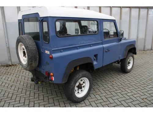 1985 Land Rover Defender 90 2.5 TDI For Sale (picture 2 of 6)