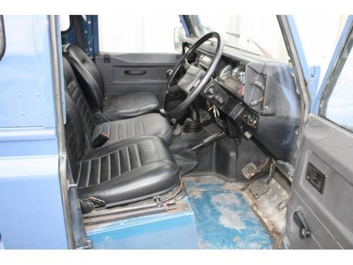 1985 Land Rover Defender 90 2.5 TDI For Sale (picture 6 of 6)