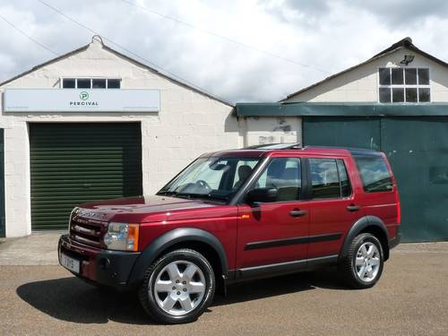 2005 Land Rover Discovery 3 HSE SOLD (picture 1 of 6)
