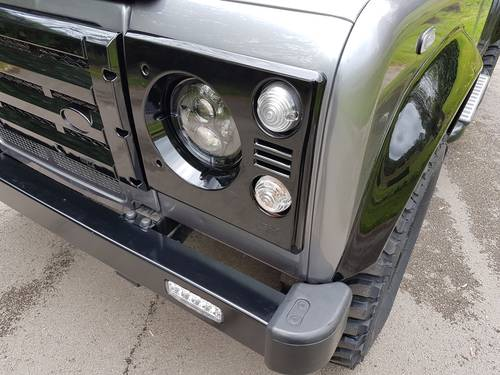2012 62 PLATE LAND ROVER DEFENDER 90 COUNTY AUTOBIOGRAPHY EDITION For Sale (picture 6 of 6)