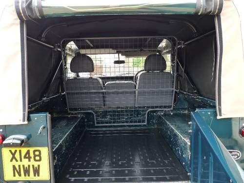 2000 Land Rover Defender 90 Soft top SOLD (picture 5 of 6)