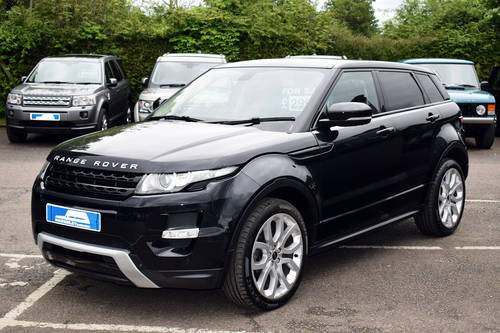 2014 64 LAND ROVER RANGE ROVER SPORT 3.0 SDV6 HSE DYNAMIC For Sale (picture 3 of 6)