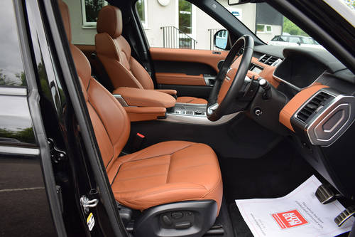 2014 64 LAND ROVER RANGE ROVER SPORT 3.0 SDV6 HSE DYNAMIC For Sale (picture 5 of 6)