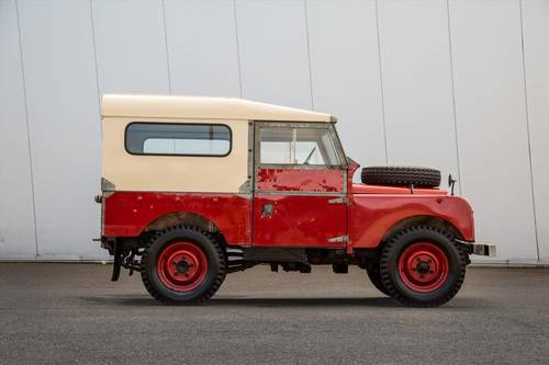 1956 Land Rover Series 1 86 -26072 Miles-Outstanding Example SOLD (picture 2 of 6)