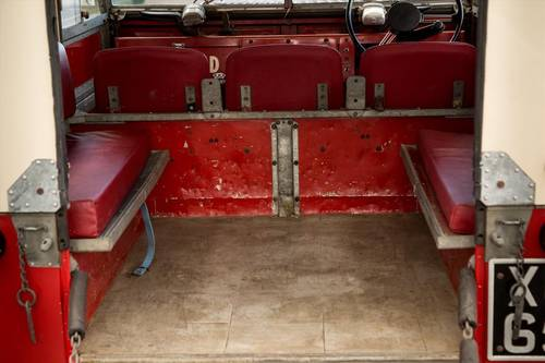 1956 Land Rover Series 1 86 -26072 Miles-Outstanding Example SOLD (picture 6 of 6)