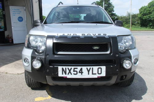 2004 LAND ROVER FREELANDER 1.8 XEI STATION WAGON 5DR Manual SOLD (picture 4 of 6)