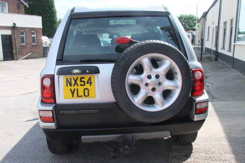 2004 LAND ROVER FREELANDER 1.8 XEI STATION WAGON 5DR Manual SOLD (picture 5 of 6)