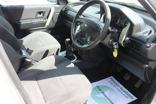 2004 LAND ROVER FREELANDER 1.8 XEI STATION WAGON 5DR Manual SOLD (picture 6 of 6)
