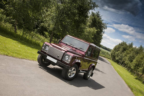 2016 Land Rover Defender 90 XS SOLD (picture 1 of 6)