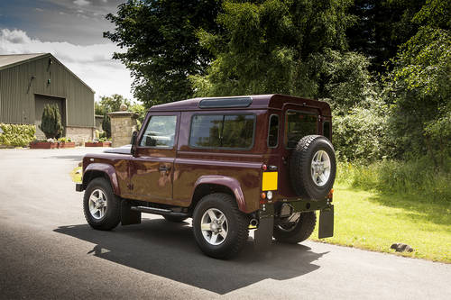 2016 Land Rover Defender 90 XS SOLD (picture 2 of 6)