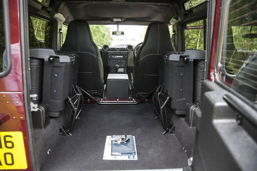 2016 Land Rover Defender 90 XS SOLD (picture 5 of 6)
