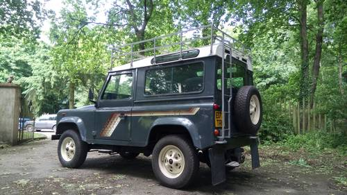 1987 Land Rover 90 County TDI SOLD (picture 2 of 6)