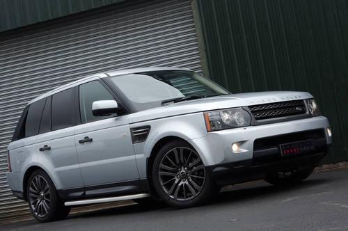 2011 Range Rover Sport HSE 3.0 TDV6, 84k, Black Leather, FSH. SOLD (picture 2 of 6)