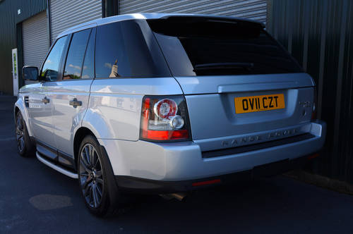 2011 Range Rover Sport HSE 3.0 TDV6, 84k, Black Leather, FSH. SOLD (picture 3 of 6)