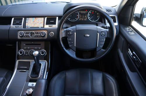 2011 Range Rover Sport HSE 3.0 TDV6, 84k, Black Leather, FSH. SOLD (picture 5 of 6)