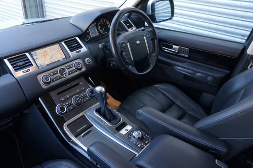 2011 Range Rover Sport HSE 3.0 TDV6, 84k, Black Leather, FSH. SOLD (picture 6 of 6)