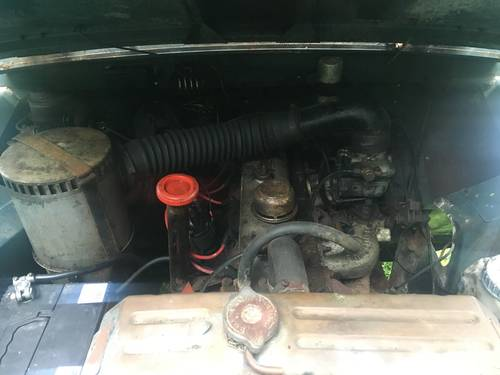"1964 Land Rover Series 2a IIa 88"" Breconshire Reg PEU 381, Petrol SOLD (picture 6 of 6)"