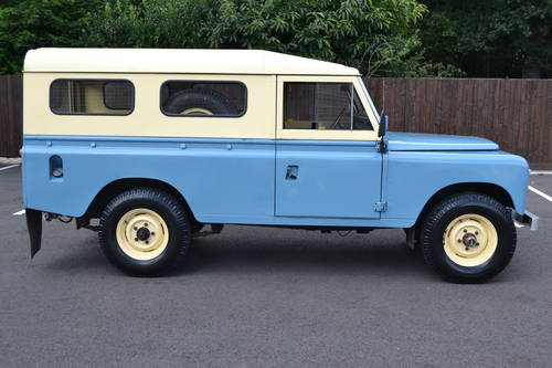 1979 LAND ROVER SERIES 3 For Sale (picture 2 of 6)