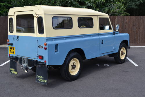 1979 LAND ROVER SERIES 3 For Sale (picture 3 of 6)