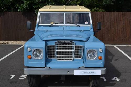 1979 LAND ROVER SERIES 3 For Sale (picture 4 of 6)
