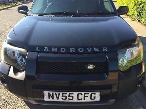 2005 55 Land Rover Freelander 2.0 TD4 Adventurer Hard Top 3d For Sale (picture 5 of 6)